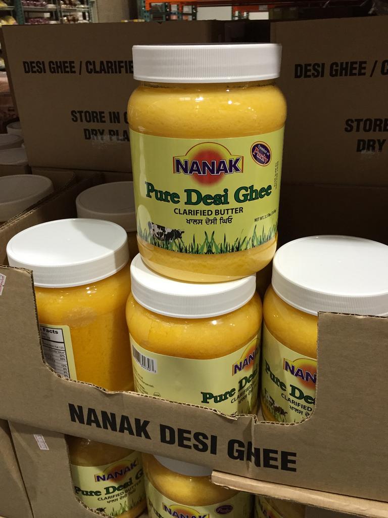 ghee butter triphala grita