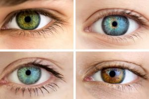 changing eyes color